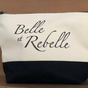 Belle et Rebelle toiletzakje
